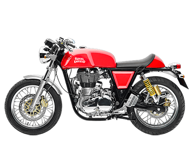 Continental GT 535 - Red