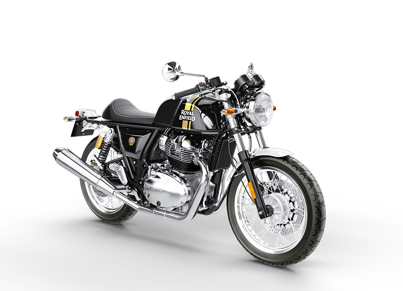 Continental GT 650cc - Black Magic
