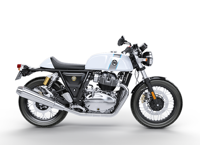 Continental GT 650cc - Ice Queen